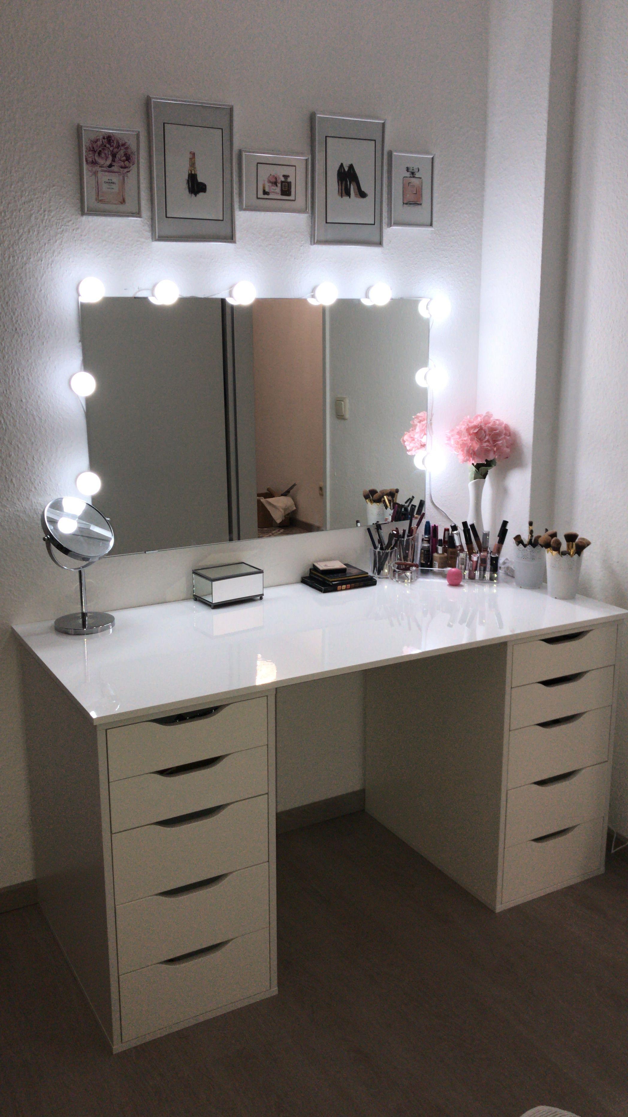 Pin Von Emily Brown Auf Makeup In 2020 Teenager Schlafzimmer