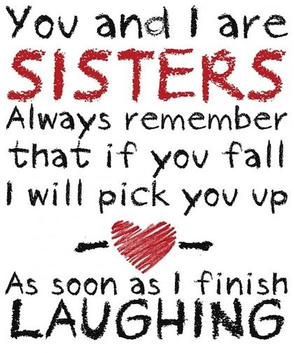 top 20 best sister quotes