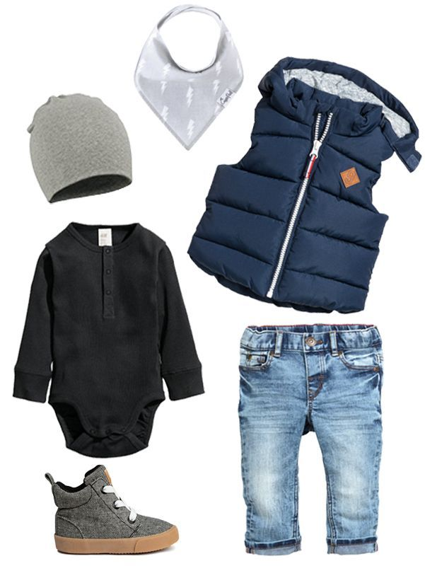 Baby Boy Fall Fashion basics (great prices + quality!) #fashionbasics