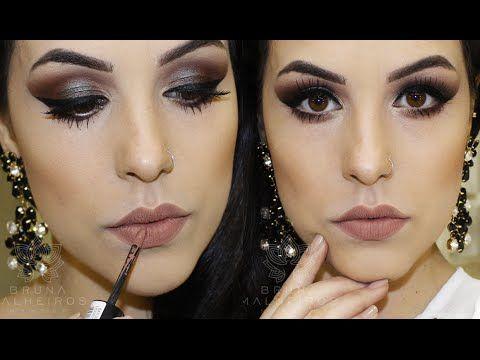 Maquiagem Chic usando pigmentos - YouTube