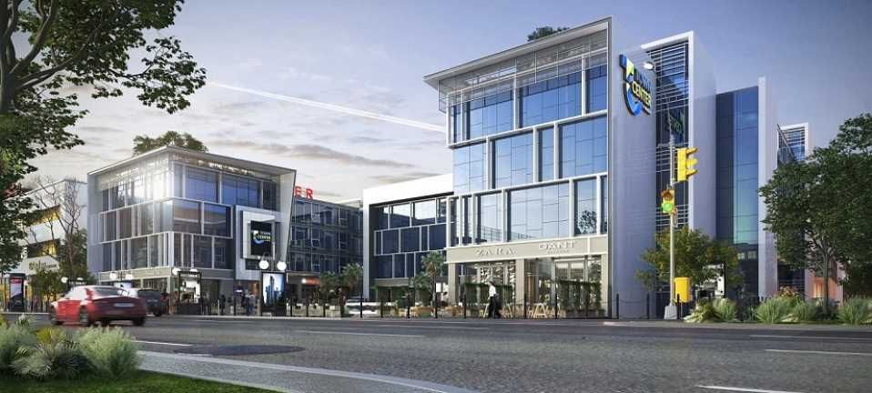 امتلك محلك التجارى ب Town Center Mall الشروق على الطريق الرئيسى امام نادى جرين هيلز وبجوار مشروع دار مصر الشروق مول Real Estate Building Multi Story Building