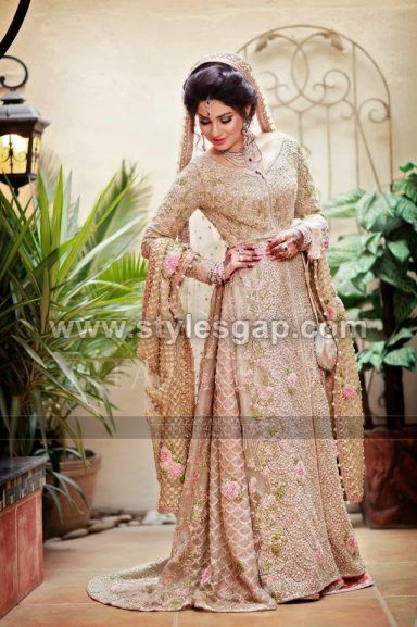 84d0551c1187 Latest Beautiful Walima Bridal Dresses Collection 2017-18 for Weddings