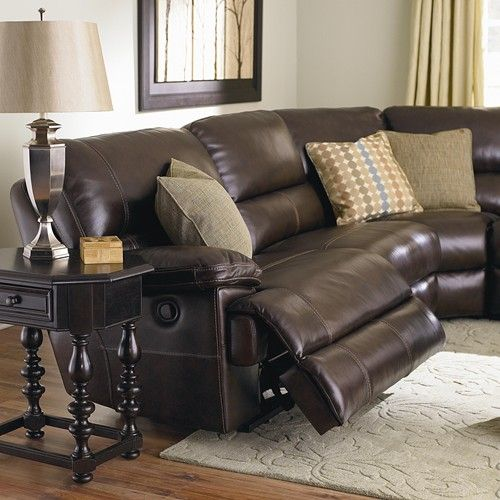 Stupendous Bassett Dillon 6 Piece Motion Sectional With Padded Armrests Caraccident5 Cool Chair Designs And Ideas Caraccident5Info