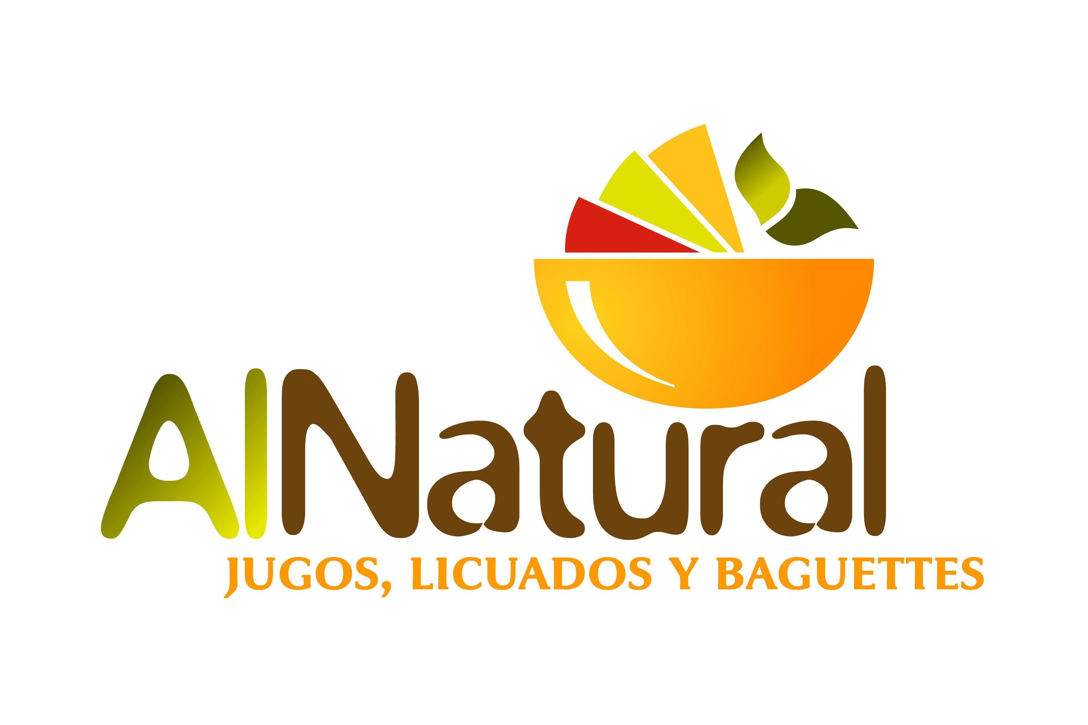 Logotipo de comida natural. Monterrey.  3b3a49de0bc32