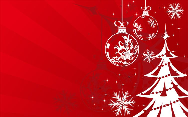 Albero Di Natale Hd.Immagini Albero Di Natale Albero Di Natale Con Sfondo Rosso Sfondo Natalizio Immagini Di Natale Alberi Di Natale Rosso