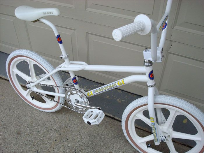 Bmx Gallery Classic Kicks Bmx Bikes Bmx Bicycle Gt Bmx