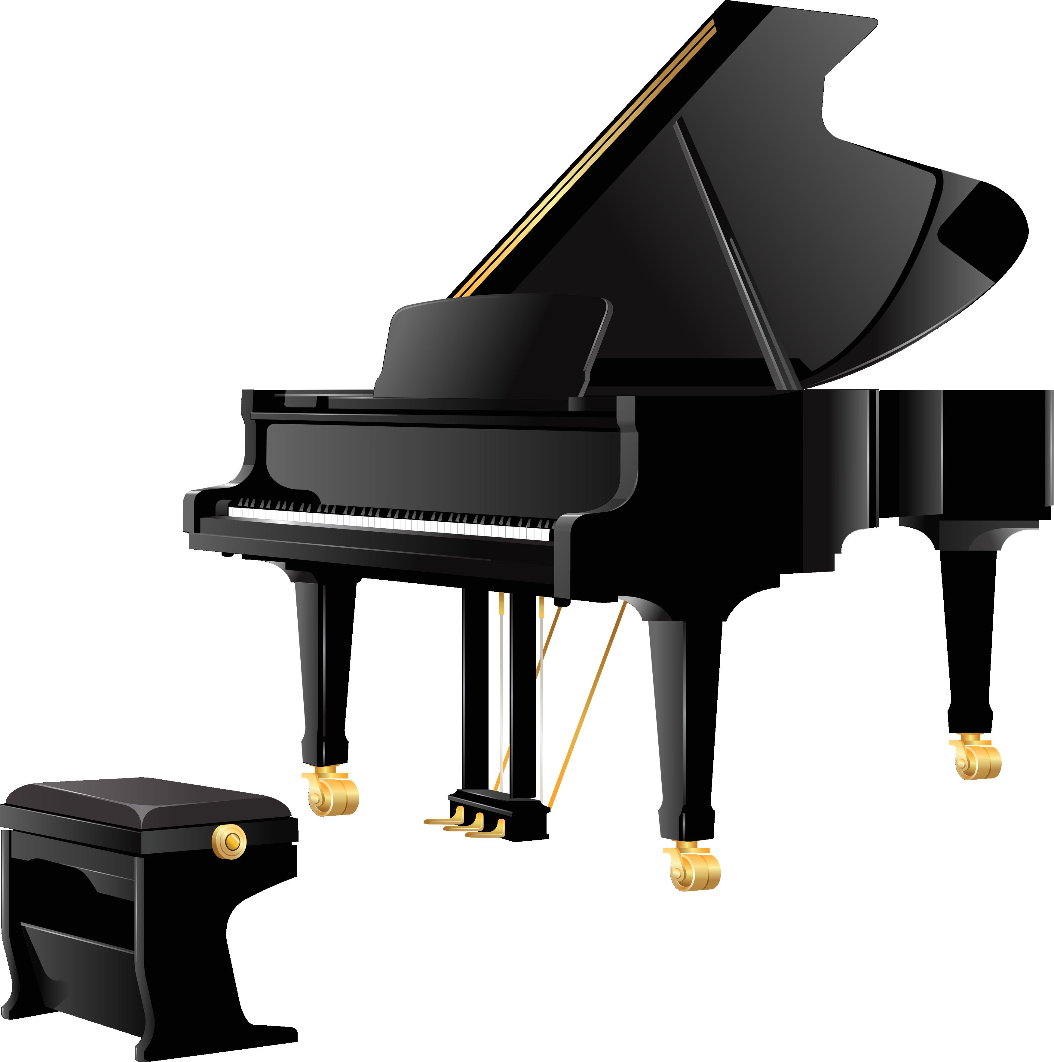 Piano Png Image Piano Grand Piano Clip Art