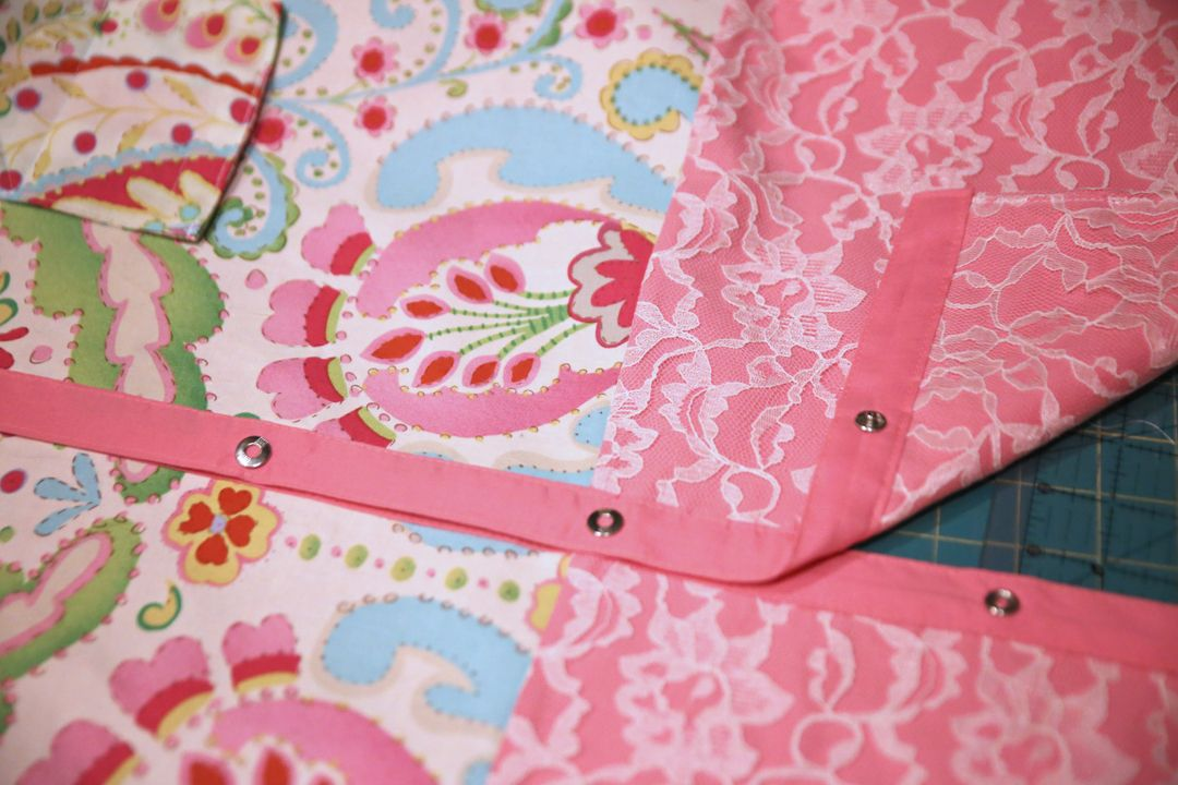 Diy Slitted Car Seat Cover Canopy Tutorial Sewing