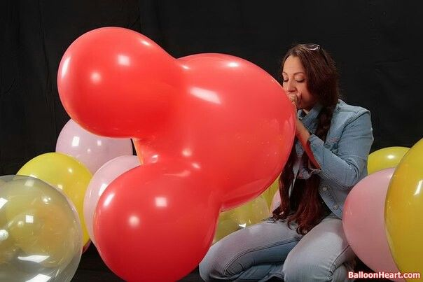 balloon fetish pics Helium