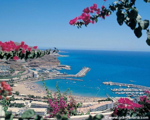 Visiting Puerto Rico Gran Canaria Playa Del Ingles Viajar Por