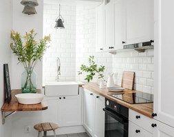 Jaki Blat Do Białej Kuchni 7 Sprawdzonych Pomysłów