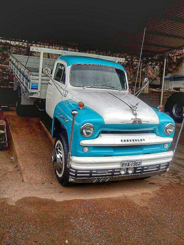 Chevrolet C6500 1963 C6500 E O Nome Cientifico Do Popular