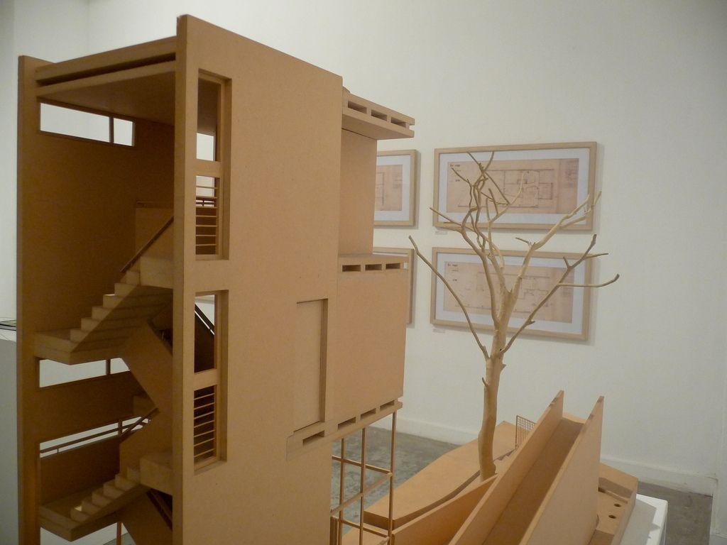 Casa curutchet architectural models for Estudios de arquitectura la plata