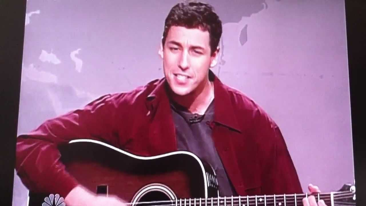 Adam sandler hanukkah song