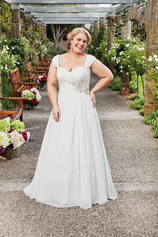 Plus Size Wedding Dresses eBay