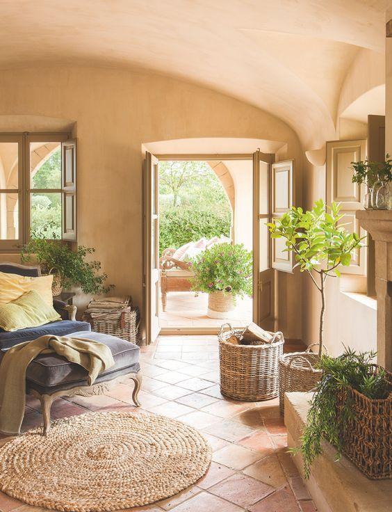 Siempre guapa con norma cano nel 2019 decoracion for Decorar su casa de campo