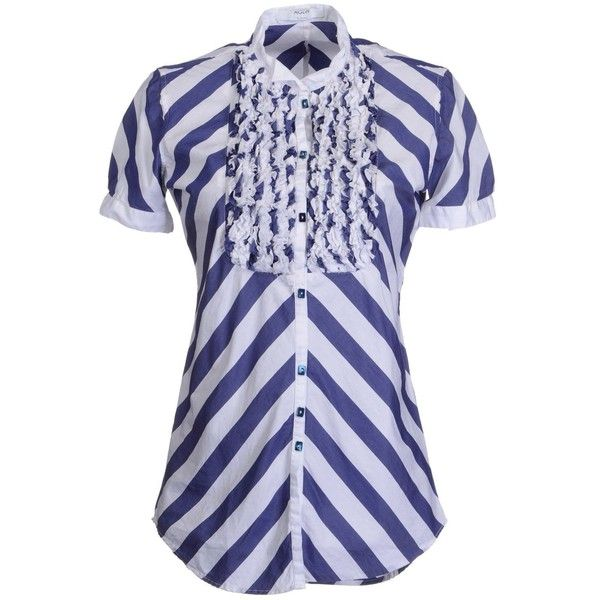 AGLINI Shirts (5,775) found on Polyvore