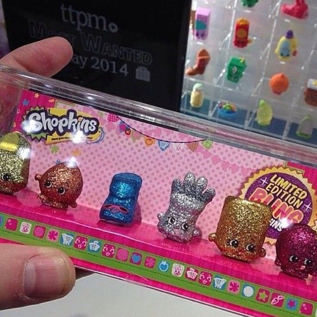 Shopkins Limited Edition Season 2 I WANT THESE ALL
