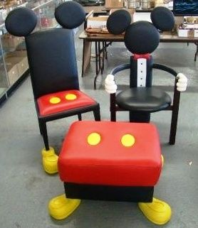 Charmant Mickey Mouse Furniture