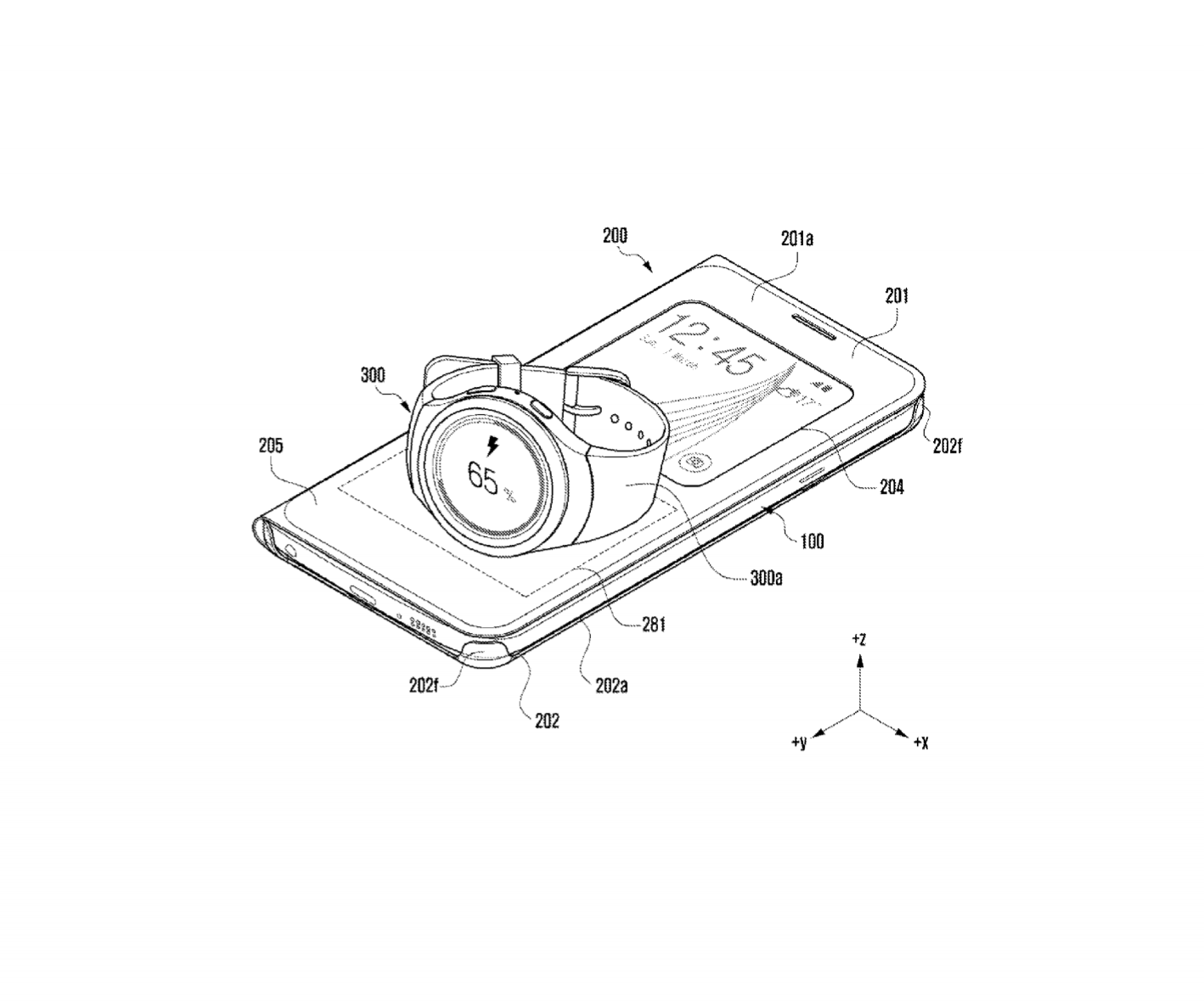 Samsung Files Patent For Wireless Charging Cases