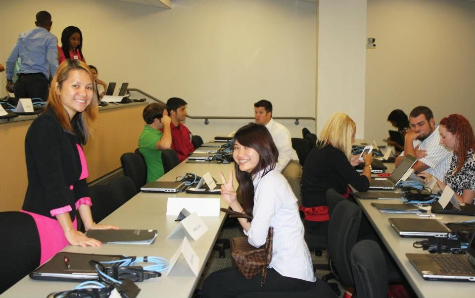 All students at the manchester university college of