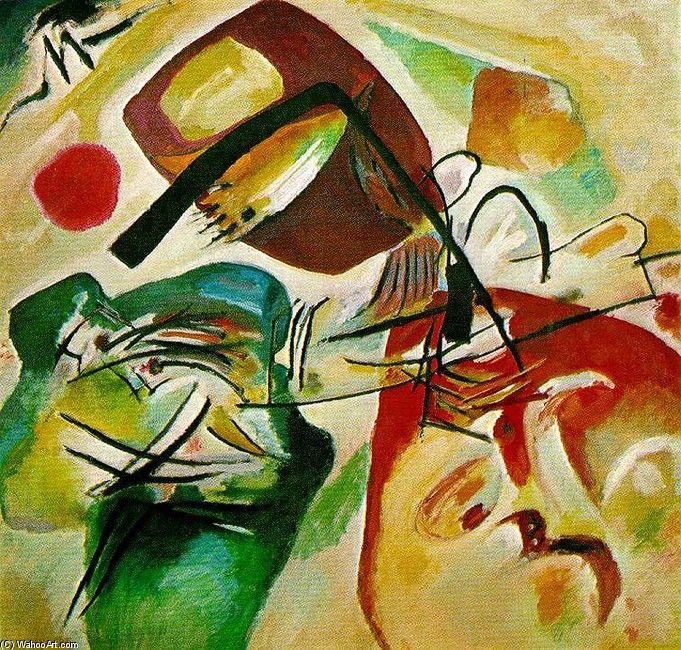 View another artwork of Wassily Kandinsky. Details available on http://en.wahooart.com/A55A04/w.nsf/OPRA/BRUE-8EWL7Z