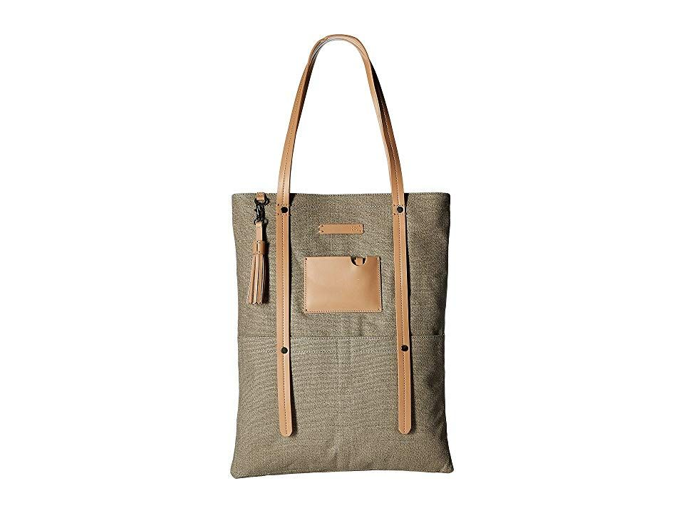 Sherpani Hadley Fern Tote Handbags Standout from the rest with this cool Sherpani Hadley tote bag Made of boiled wool Magnetic snap closure Dual flat carrying straps Exte...