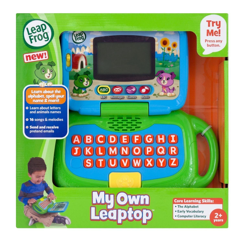 Amazon LeapFrog My Own Leaptop Toys & Games
