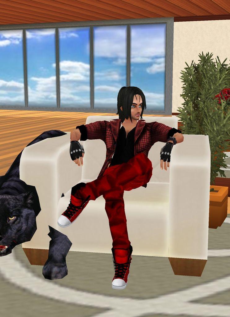 Captured inside imvu join the fun imvu virtual world