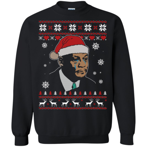 Crying Jordan Christmas Sweater Sweatshirt Sweaters Hoodies Christmas Sweaters