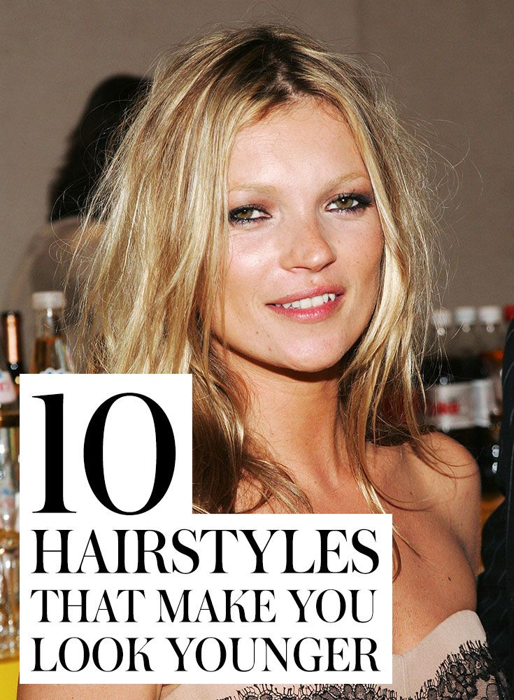Hairstyles That Make You Look Younger Extraordinary 49 Classic Haircuts That Look Amazing On Everyone  10 Years Youth