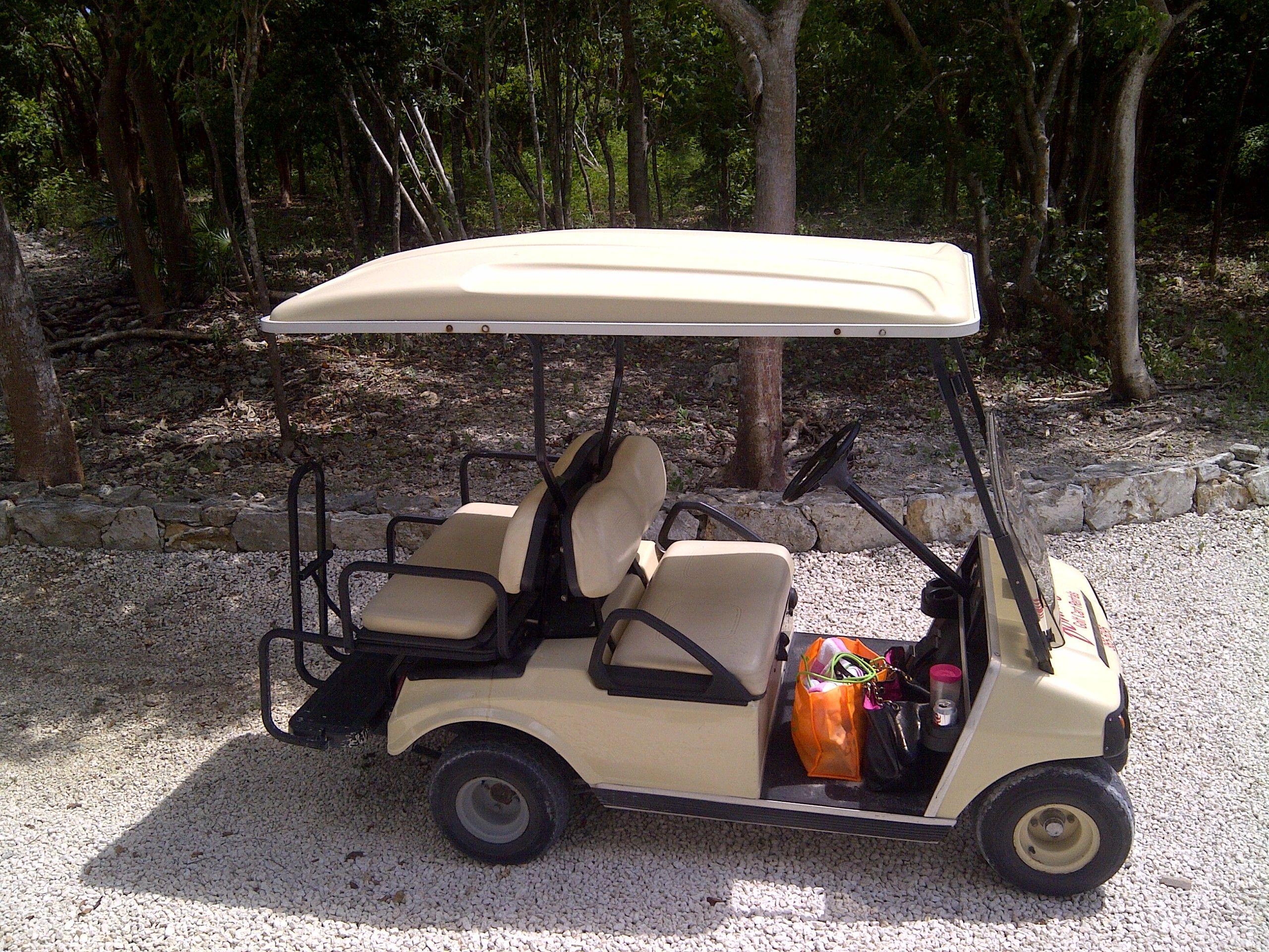 Bahamas golf carts bahamas vehicles