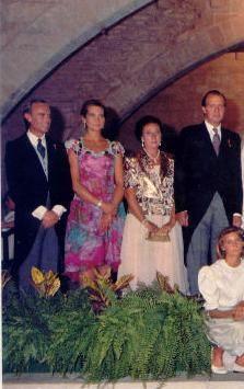 Pin By Jo On Vintage Royals Infanta Margarita Wedding Spain Wedding