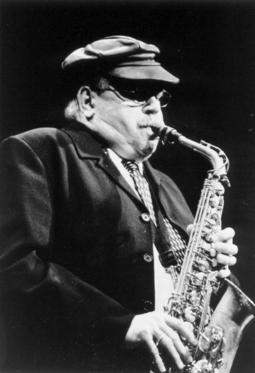 A photo of Phil Woods | Favorite Jazz and Blues Musicians