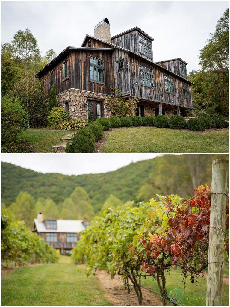 Vineyard Wedding, North Carolina Mountains Wedding