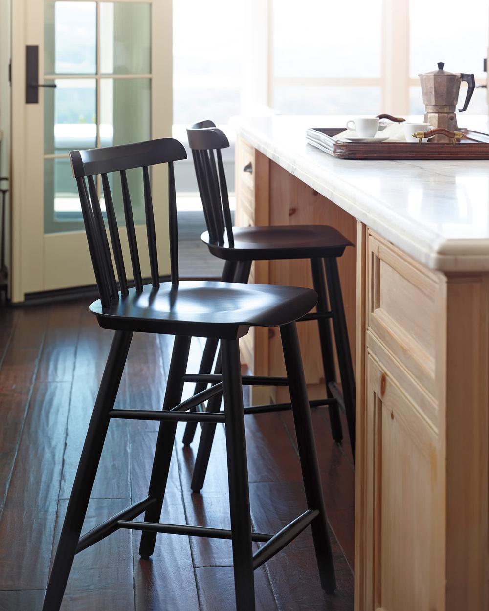 45++ Black farmhouse counter stools ideas