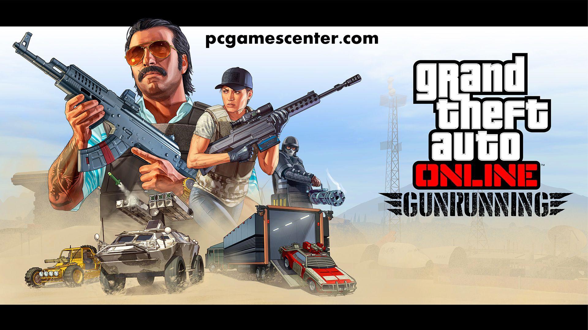 Gta online, free download Mac