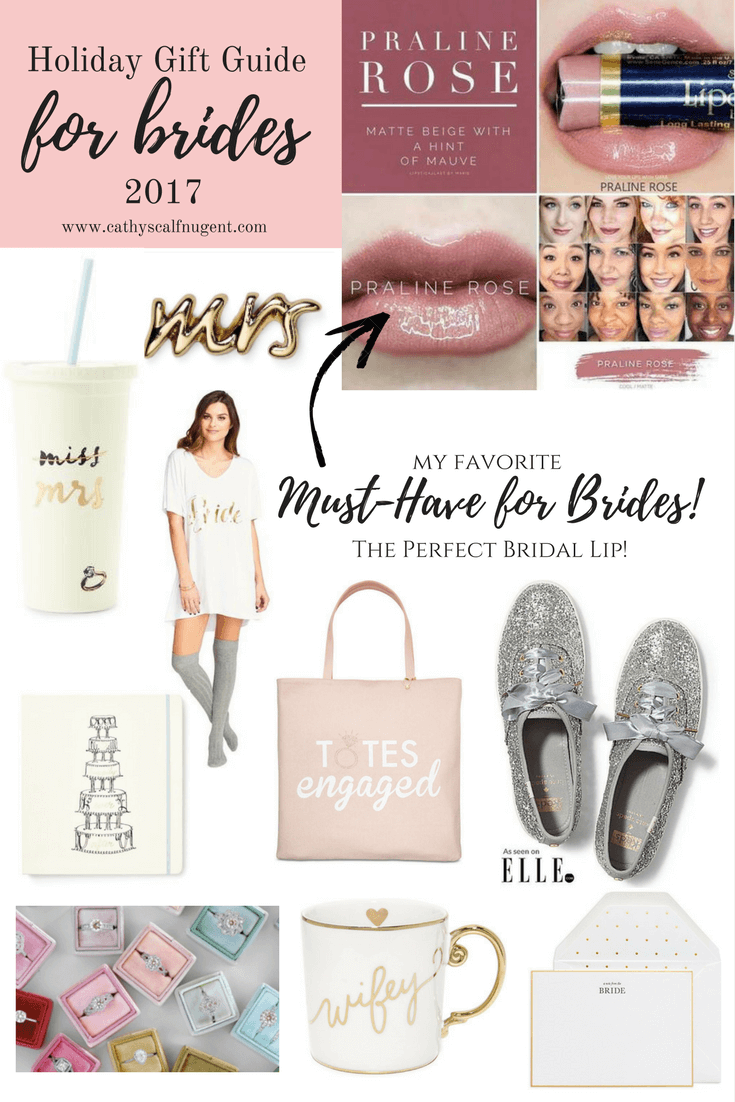 The Perfect Gifts For Your BridetoBe Bestie This
