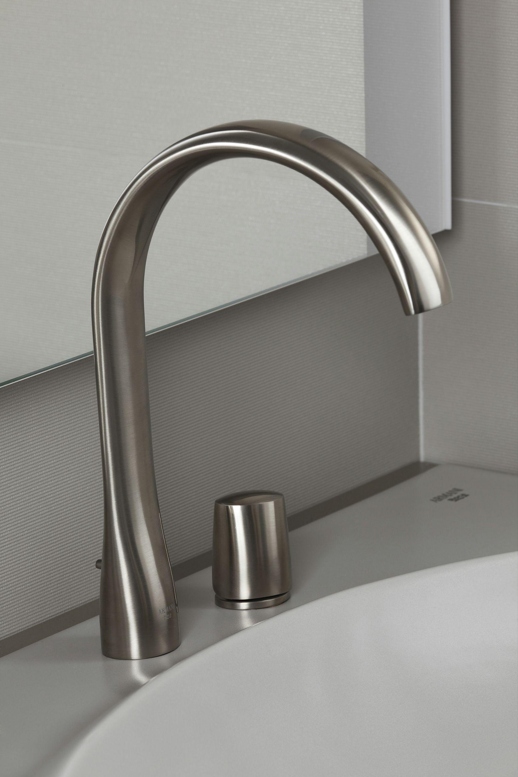 Waschtisch Mischbatterie By Armani Roca Bathroom Interior Diy Bathroom Decor Wash Basin