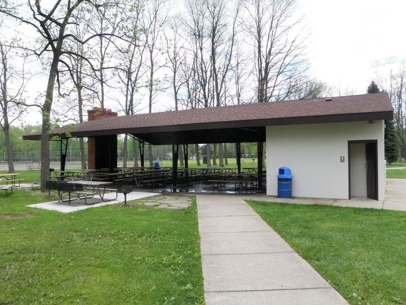 Rotary Park Livonia Michigan