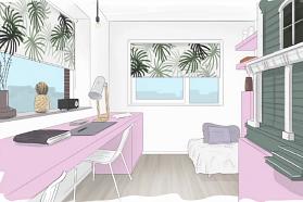 Eigen Huis Tuin Roze Opklapbed Aflevering 12 Van 8 November 2014