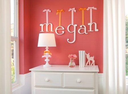 Amazon.com: Wooden Hanging Wall Letters \