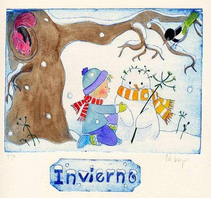 Dibujos Infantil De Invierno Teddy Bear Teddy Animals