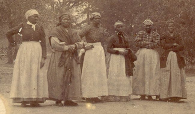 African-American Women And Men During The Reconstruction
