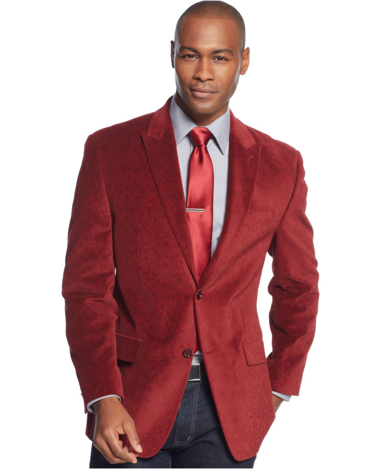 sean-john-black-peak-lapel-paisley-velvet-sport-coat-product-1 ...