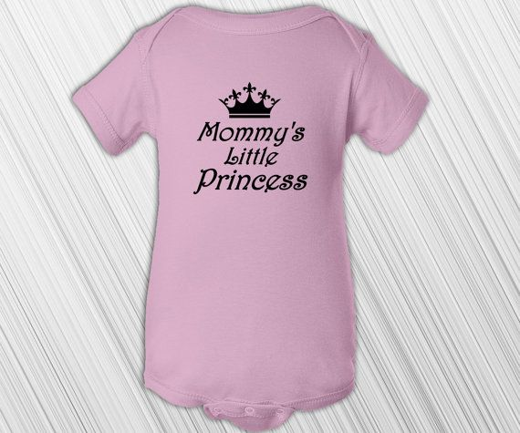 mommy's little princess shirt  baby shower gift  mothers day, Baby shower invitation
