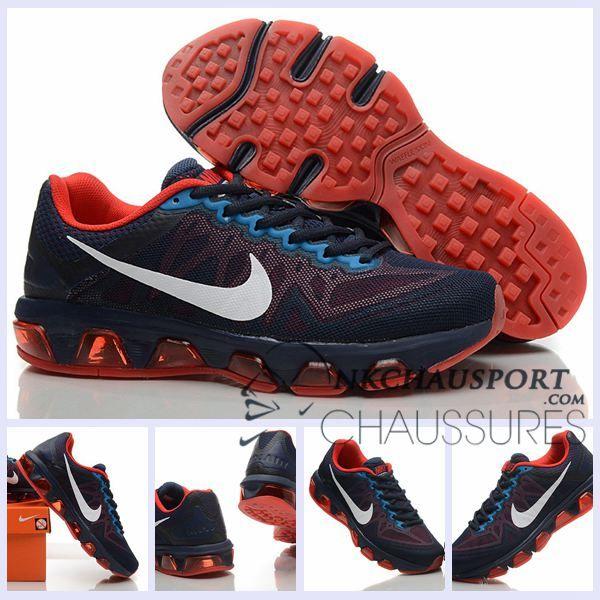 cheap for discount 03493 21f25 Nike Air Max 2010   Meilleur Chaussures Running Homme Noir Orange