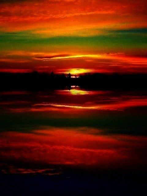 -Surreal Sunrise   - Sunsets & Sunrises -Sunrise   - Sunsets & Sunrises -Surreal Sunrise   - Sunset