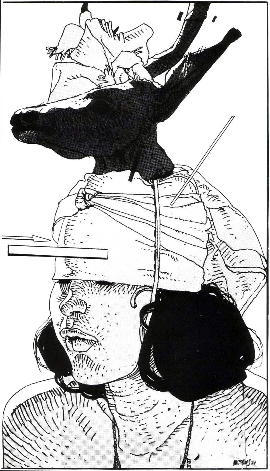 Moebius Giraud | Artbook Nº4 | Surreal comic artist | French illustrator #Surrealismo #Design @deFharo