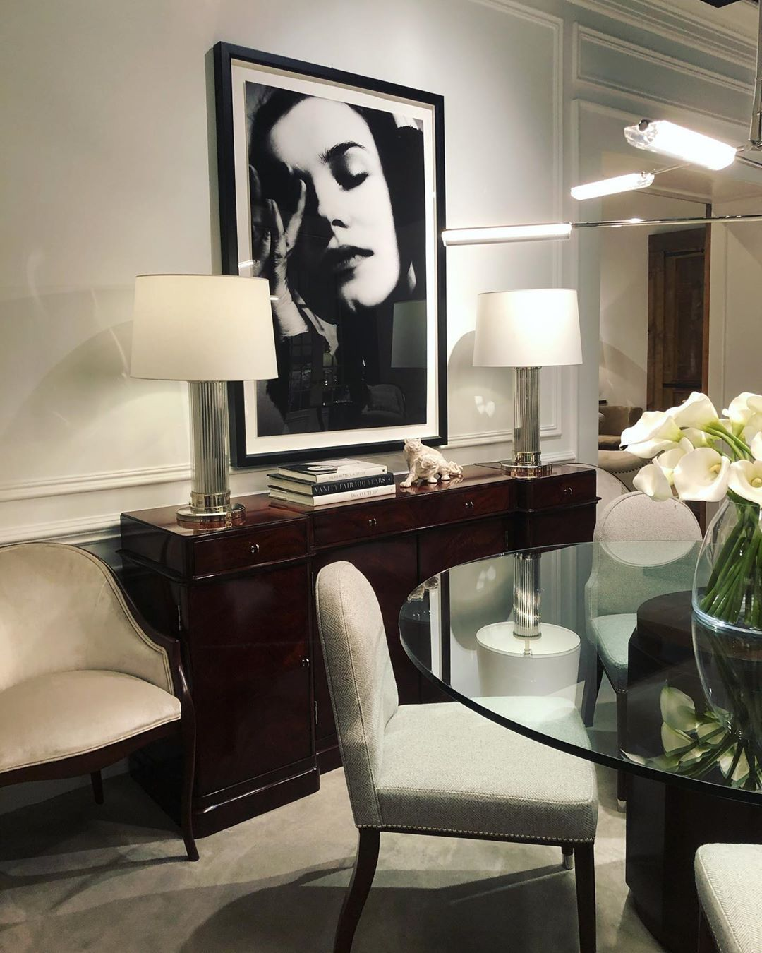 No One Does Modern Art Deco Like Ralph Lauren Chic Ralphlauren Art Artdeco Chic Design Designer Details Luxe Luxury Furniture Style F Dekor